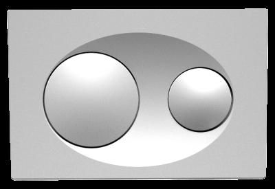 P40 Mat Krom (Metal Kaplama) Kumanda Paneli