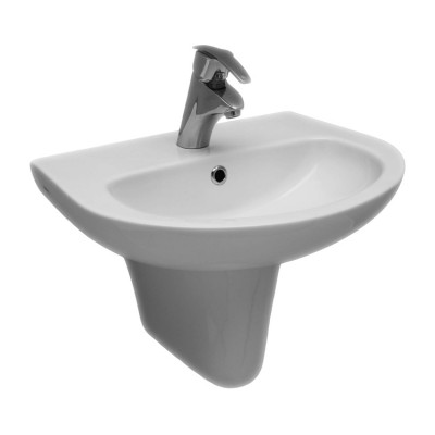 6701 Friendly Lavabo 55x40cm.