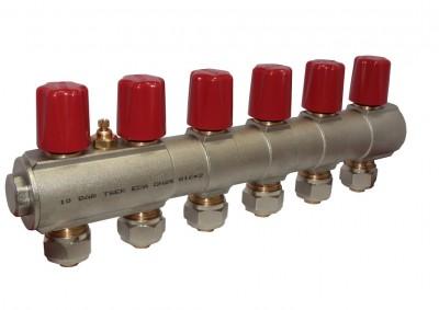 ECA02 Debi Ayarlı Kollektör (Kırmızı)